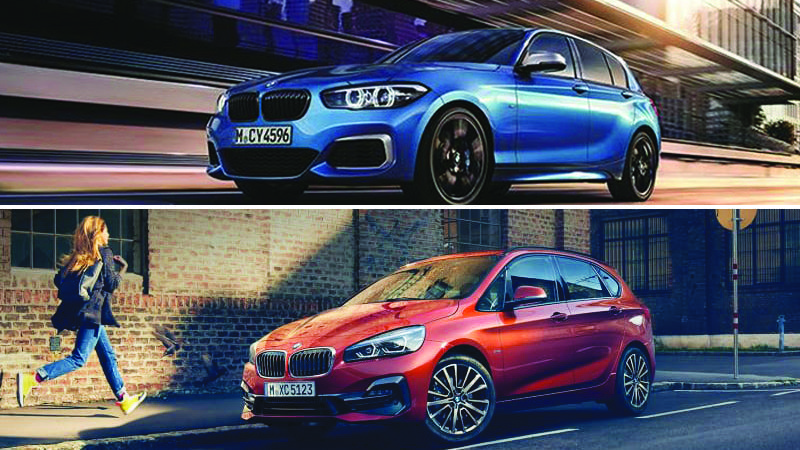 BMW 118i & BMW 218i Active Tourer from Char.Pilakoutas LTD